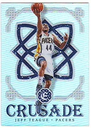 Amazon.com  2016-17 Panini Excalibur Crusade Silver  63 Jeff Teague ... d5f9a0382