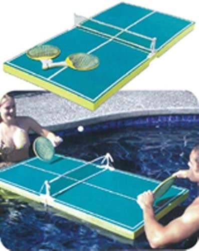 Juego de tenis de mesa de la piscina ¡NUEVO!: Amazon.es: Hogar