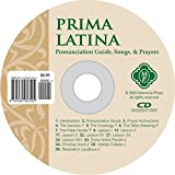 Prima Latina, Pronunciation CD