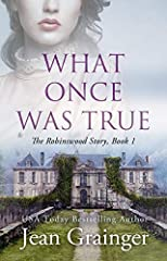 New from USA TODAY Bestselling author, Jean Grainger,                                           One House, two families and a war that changes everthing that once was true....                       Robinswood, Co Wa...