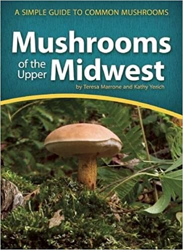 mushrooms of the upper midwest a simple guide to common mushrooms