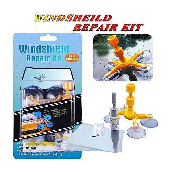ARISD Car Windshield Repair Kit