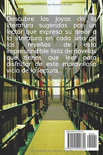 100 Libros Que Hay Que Leer Antes De Morir Spanish Edition García Jorge 9781521920770 Books