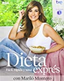 img - for Dieta expr s con Maril  Montero book / textbook / text book