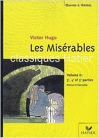Lire un Les Misérables, tome 2 de Victor Hugo pdf ebook
