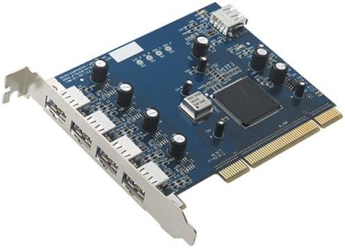 Belkin Hi-Speed USB 2.0 5-Port PCI Card