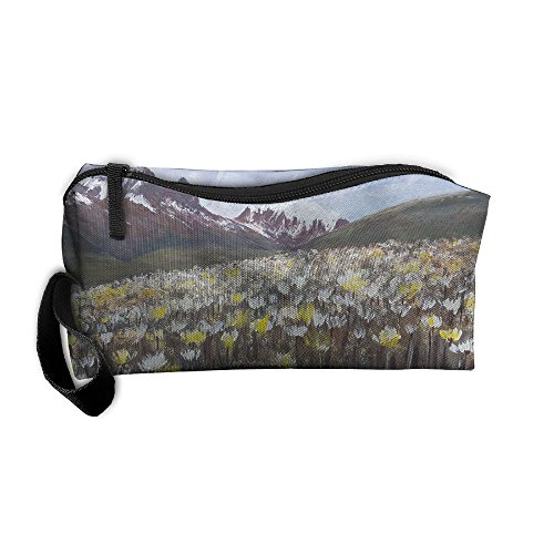 Portable Travel Storage Bags Dandelion Rachael King Clutch Wallets Pouch Coin Purse Zipper Holder Pencil Bag,kits Medicine And Makeup Bags - Kings Pencil Holder