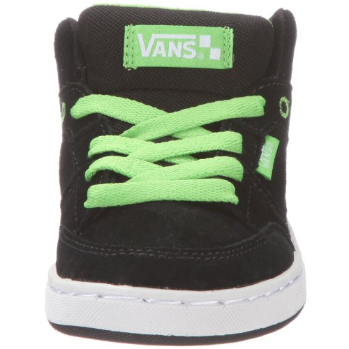 Vans Y ELLSWORTH VMAZ1XQ - Zapatillas de tela para niños Negro (Check) black/w