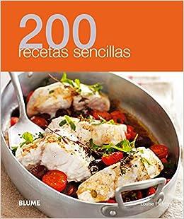 200 Recetas sencillas: Amazon.es: Aa.Vv.: Libros