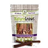 Nature Gnaws Jumbo XL Bully Sticks 5-6 inch Review and Comparison