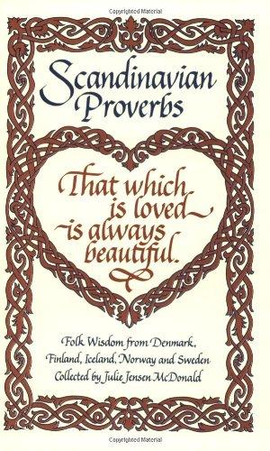 Scandinavian Proverbs