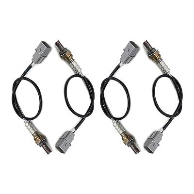 Ai CAR FUN Upstearm/Downstream O2 Oxygen Sensor 234-4191 Fit for Hyundai Santa Tiburon Kia Optima Rondo Sportage etc: Automotive