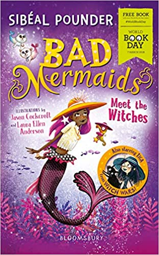 WBD Book: Bad Mermaids Meet the Witches: Amazon co uk