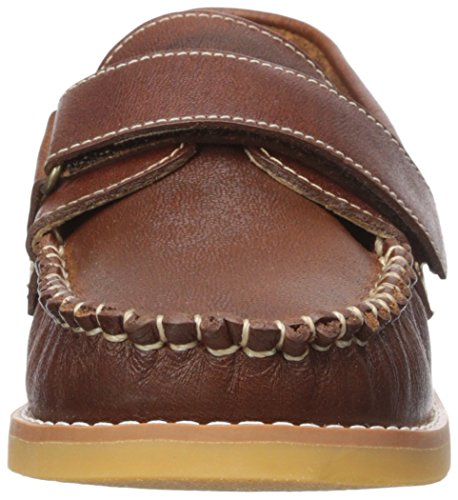 Elephantito Boys' Nick K Boating Shoe, Brown, 13 M US Little Kid by Elephantito (Image #4)