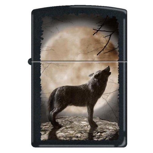 Zippo Howling Black Lighter 3731 product image