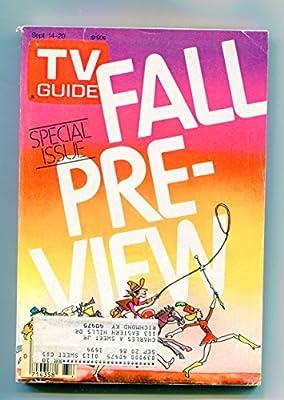 TV Guide-September 14-20-1985-Kentucky Edition
