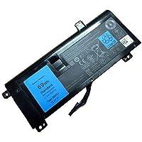 Newin MTXtec - Batería para portátil DELL Alienware 14 R3 R4 A14 M14X (11,1 V, 69 WH, G05YJ 0G05YJ Y3PN0 8X70T)