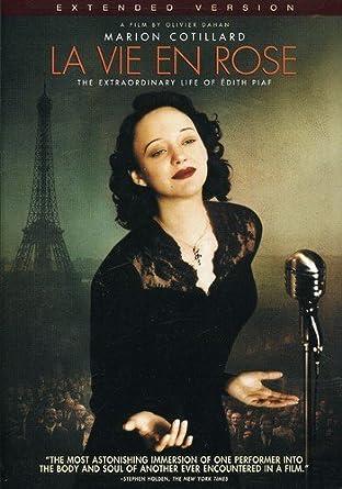 Amazon Com La Vie En Rose Extended Version Olivier Dahan