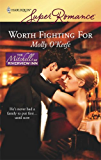 Worth Fighting For (The Mitchells of Riverview Inn)