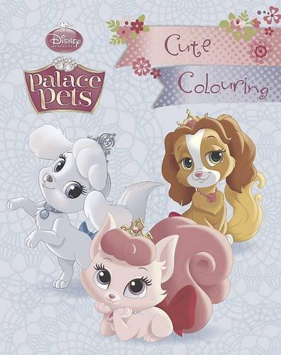 Palace Pets Coloring Pages (Disney Princess Palace Pets Cute)