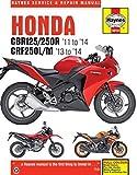 Honda CBR125R, CBR250R & CRF250L/M, '11-'14 (Haynes Powersport)