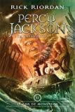 capa de O Mar de Monstros - Volume 2. Série Percy Jackson e os Olimpianos