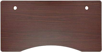 Plateau 120cmx60cm, Gris FLEXISPOT Plateau Stable de 140x70//120x60cm Planche Rectangulaire DIY pour Bureau R/églable en Hauteur