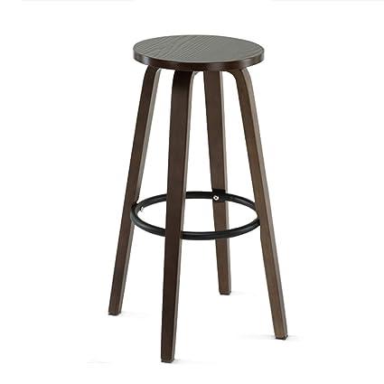Amazon Com Di Dani Bar Stool With Footrest Bar Chair Pub