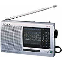 SONY 12 Bands World Band Receiver Radio ICF-SW11 | SW Introductory Model (Japan Import)