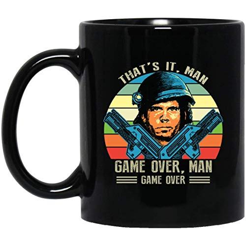 Game-overman Game-over sunset 11 oz. Black Mug from Game-overman Game-over sunset 11 oz. Black Mug