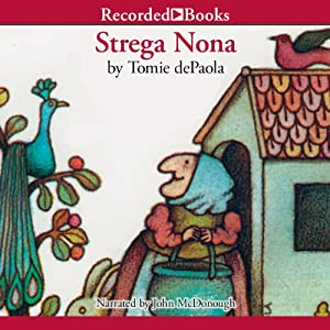 Strega Nona Audiobook