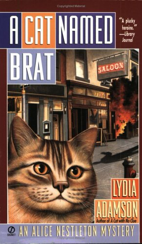 A Cat Named Brat (Alice Nestleton Mystery)