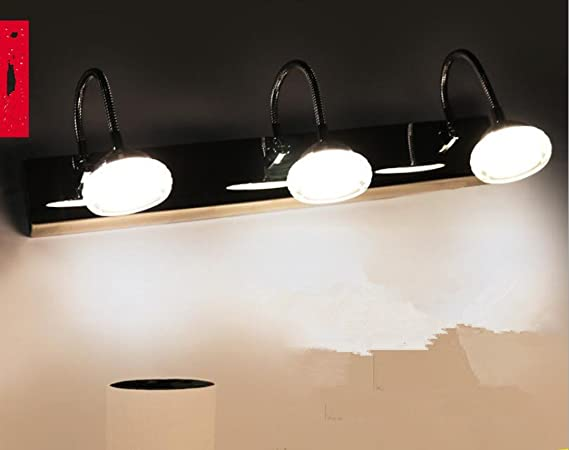 Plafoniere Da Parete Moderne : Aoligei lampade frontali moderne e semplici led comodini tubi