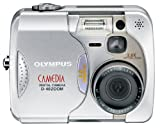 Olympus Camedia D-40 4MP Digital Camera with 2.8x Optical Zoom
