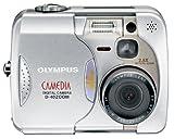 Olympus Camedia D-40 4MP Digital Camera with 2.8x Optical Zoom