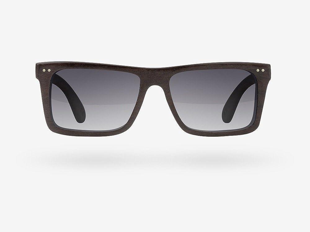 beab6d860fc1d Palo Sagano Wooden Sunglasses