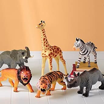 Amazon.com: Constructive Playthings TNZ-82 Soft Touch Wild