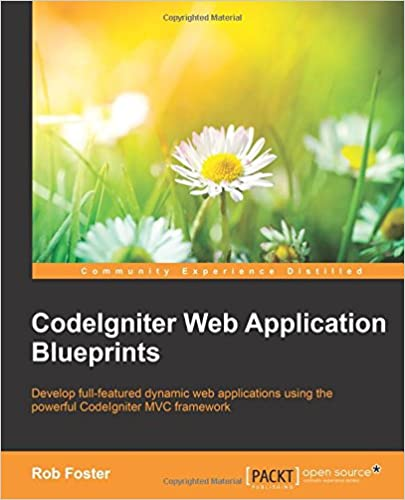 CodeIgniter Web Application