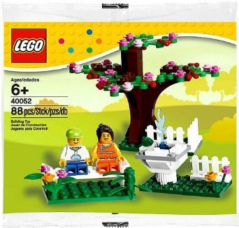 Lego Seasonal Springtime Scene 40052, Baby & Kids Zone