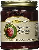 Natures Hollow Sugar Free Raspberry Preserves