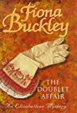 Front cover for the book The Doublet Affair by Fiona Buckley