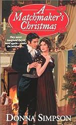 A Matchmaker's Christmas (Zebra Regency Romance)