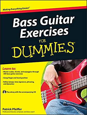 Bass Guitar Exercises For Dummies (English Edition) eBook ...