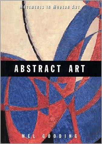 Abstract Art Movements In Modern Art Mel Gooding