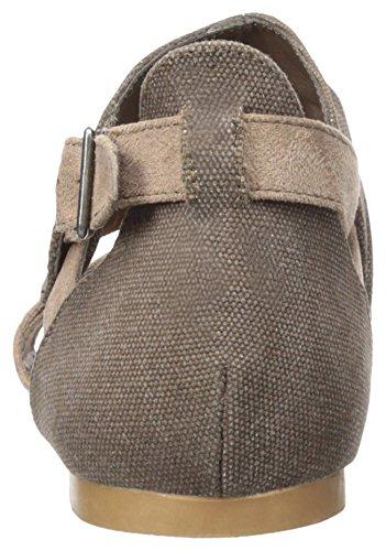Senio Nicht Gladiator Taupe Sandal bewertet Damen OWqT6