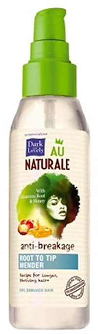 Dark and Lovely Au Natural Anti-Breakage Root to Tip Mender, 4 oz (Pack of 2)