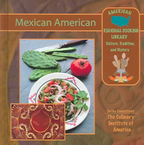 Download Mexican American (American Regional Cooking Library) pdf epub