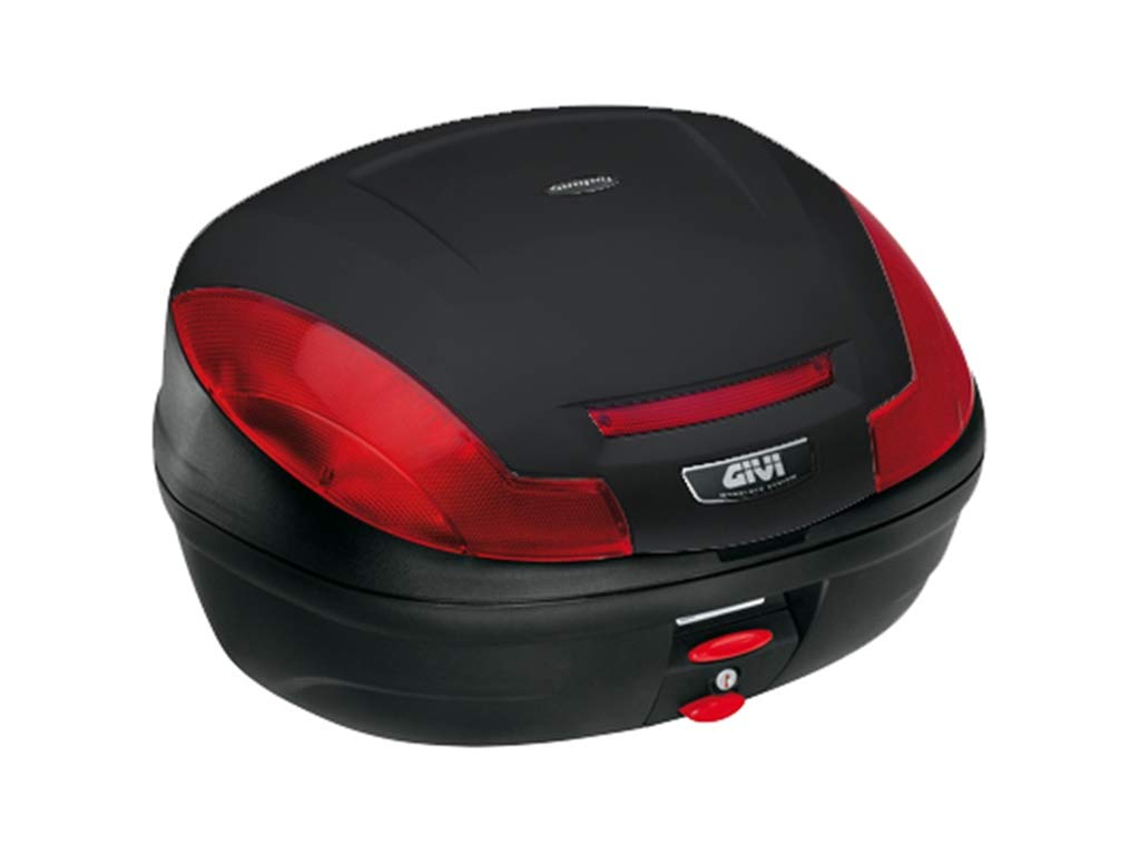 Givi E470N Simply Iii-Monolock Top-Case with Plate GIVI Deutschland GmbH 2247