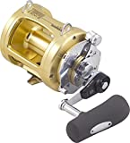 Shimano Tiagra 30 W LRS A Wide Long Range Spool 2 Speed Offshore Multiplier Seafishing Reel, TI30WLRSA Review