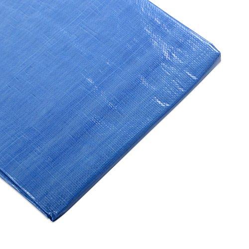 ATE Pro. USA 77119 Tarpaulin, 12 by 18-Feet, Blue
